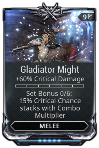 Gladiator Might